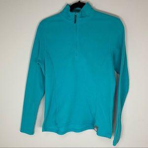 REI Co-Op Quarter Zip Pullover Fleece Jacket